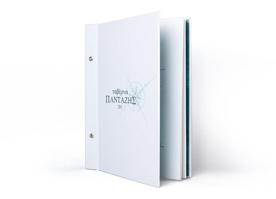 Hard Cover | Κατάλογοι με βίδες